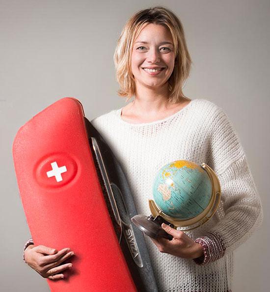Adeline Poulet - La Pirogue Agence de communication pour une transition éclairée